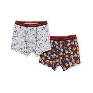 Five Nights at Freddy's 2pk boxer Briefs (Option: 6)|https://ak1.ostkcdn.com/images/products/17031552/P23309819.jpg?impolicy=medium