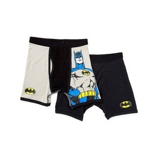 Batman classic 2pk boxer briefs (Option: 4)