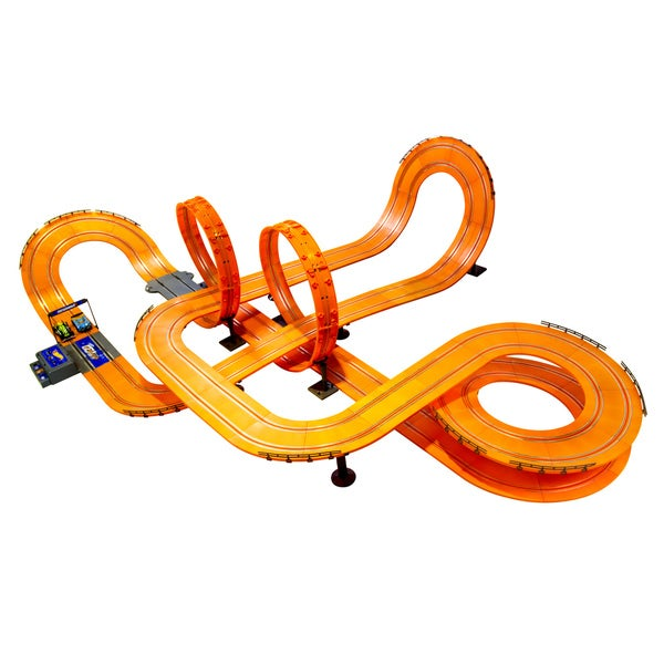6959b7843 Shop Hot Wheels Electric 42.6 ft. Slot Track - On Sale - Free Shipping  Today - Overstock - 17031655