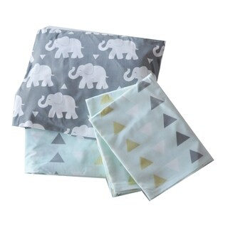 Indie Elephant Sheet Set