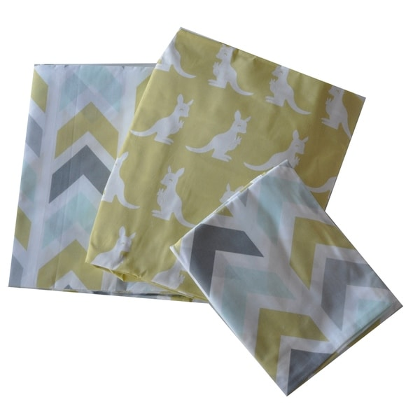 Honeydoo Kang-a-roo Sheet Set