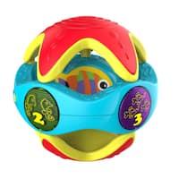 Kidz Delight Peek-a-Boo Rattle Ball