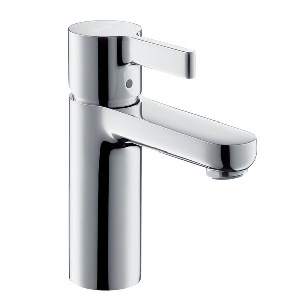 EVIVA Metrix Single Handle Bathroom Sink Faucet (Chrome)