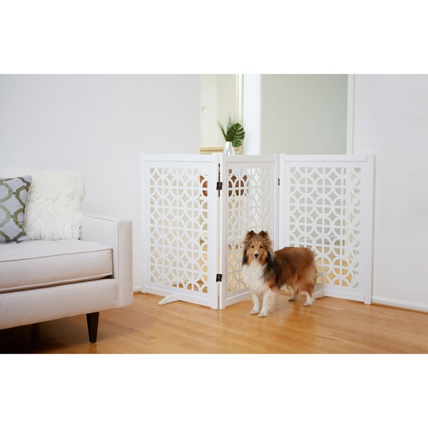 Primetime Petz Palm Springs Designer Pet Gate by Generic