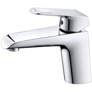 Link to EVIVA Lotus Single Handle Bathroom Sink Faucet (Chrome) Similar Items in Faucets