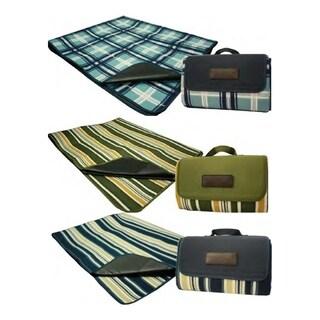 Deluxe Portable Water Resistant Blanket