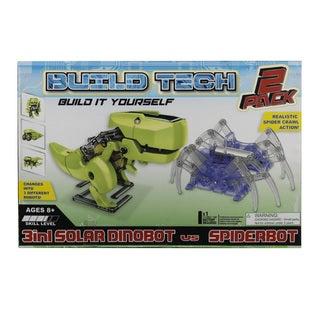 Gener8 2 in 1 Ubuild Solar Dinobot & Spider Bot
