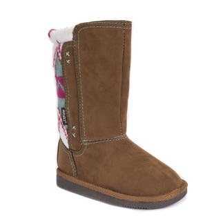 MUK LUKS® Girl's Stacy Boots|https://ak1.ostkcdn.com/images/products/17033581/P23311529.jpg?impolicy=medium