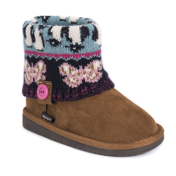 462d0b757 Shop MUK LUKS® Girl's Patti Boots - Free Shipping On Orders Over $45 ...