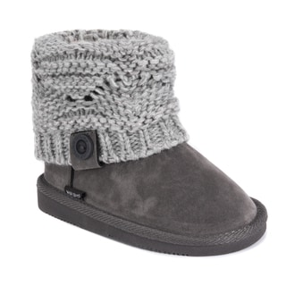 Muk Luks Girls Patti Boots