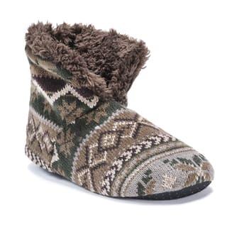 MUK LUKS® Men's Slipper Booties https://ak1.ostkcdn.com/images/products/17033723/P23311736.jpg?impolicy=medium