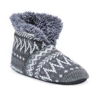 MUK LUKS® Men's Slipper Booties