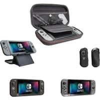 CTA Digital Travel Essentials Bundle for Nintendo Switch