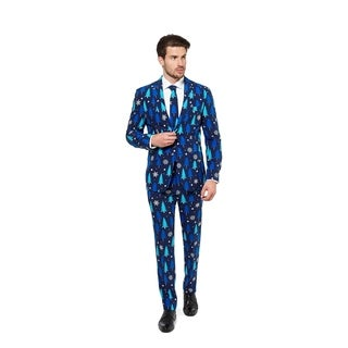 OppoSuits Men's Winter Woods Suit