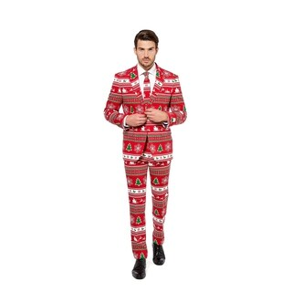 OppoSuits Men's Winter Wonderland Suit (More options available)