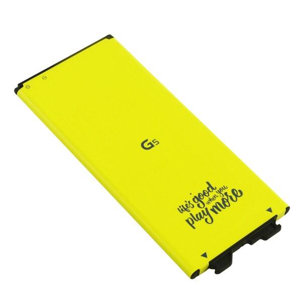 LG G5 OEM 3.85V 2700mAh Genuine Standard Rechargeable Battery BL-42D1F (Bulk Package)