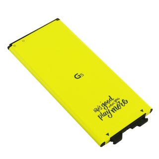 LG G5 OEM 3.85V 2700mAh Genuine Standard Rechargeable Battery BL-42D1F (Bulk Package)