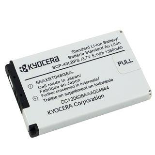 Kyocera DuraCore E4210/ DuraMax E4255/ DuraPro E4277/ DuraXT E4277 OEM Standard Battery SCP-43LBPS (Bulk Package)