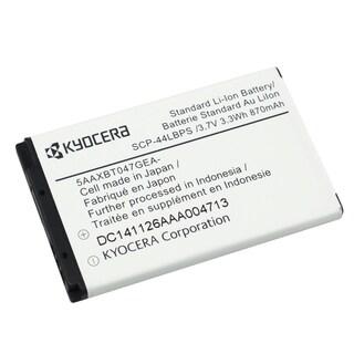 Kyocera S1350 Presto/ S2100 Luno/ S3015 Brio OEM Original Standard Battery 870mAh SCP-44LBPS (Bulk Package)
