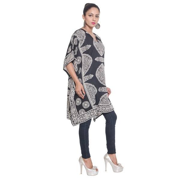 Shop Womens Plus Size Dresses Casual Blouse Kaftan Tunic ...