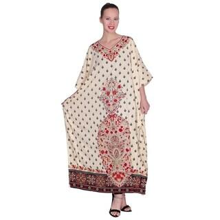 Caftan Dress Long Maxi Plus Size
