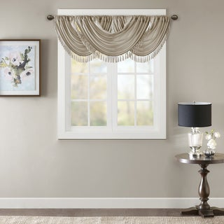 Buy Blue Valances Online At Overstock.com | Our Best Window Treatments Deals