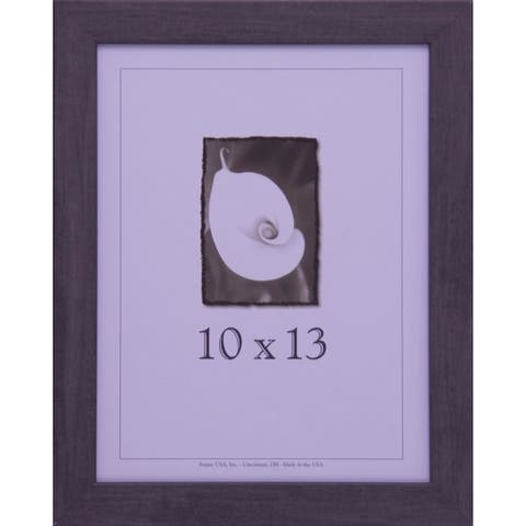 Grey Narrow Picture Frame