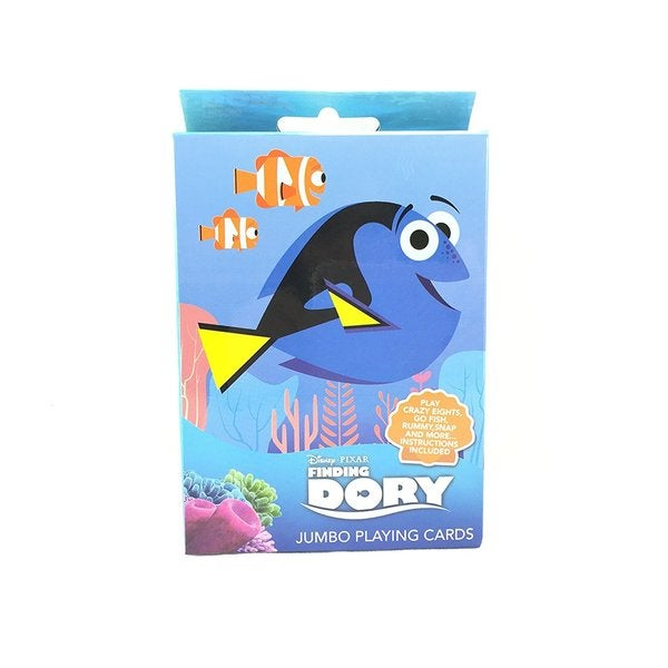Disney's Finding Dory Jumbo Playing Cards