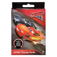 Disney's Cars Jumbo Playing Cards