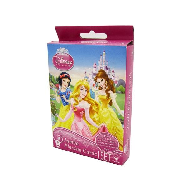 Disney Princess Jumbo Playing Cards