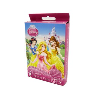 Disney Princess Jumbo Playing Cards