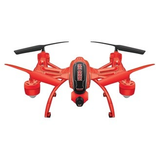 Elite Mini Orion 2.4GHz 4.5CH LCD Live-View Camera RC Drone- Red