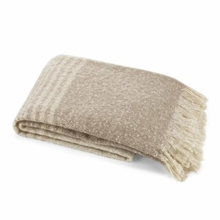 Nautica Sandkey Faux Mohair Throw