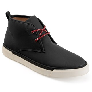 Vance Co. Men's 'Clay' Faux Suede Lace-up Casual Chukka Boots (More options available)