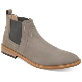 Vance Co. Men's 'Durant' Faux Suede Chelsea Boots (More options available)