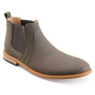 Vance Co. Men's 'Durant' Faux Suede Chelsea Boots (More options available)