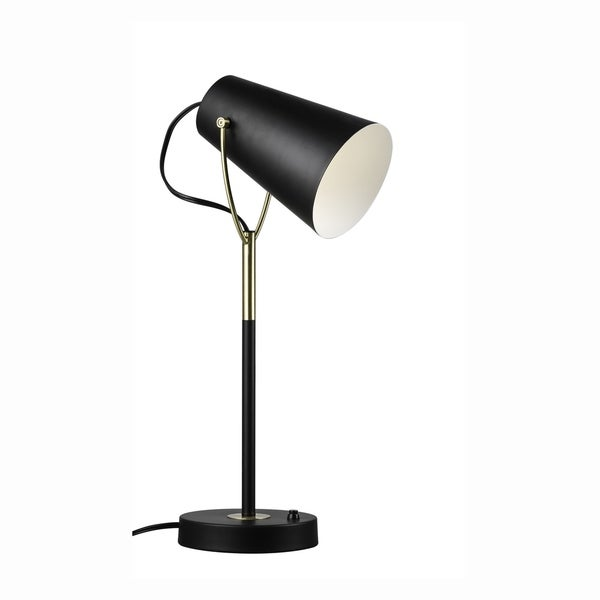 Euro Style Collection Porto 22 Inch Table Lamp