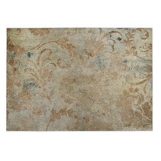 Kavka Designs Tan/Brown Seraphina Indoor/Outdoor Floor Mat (8' X 10')