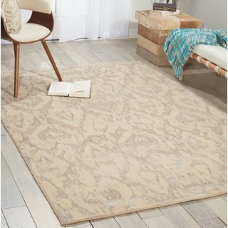 Nourison Nepal Natural Rug (5'3 x 7'5)