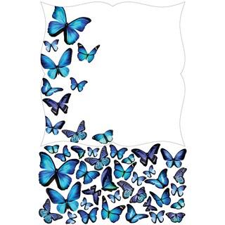 Papillion Giant Dry Erase Decal
