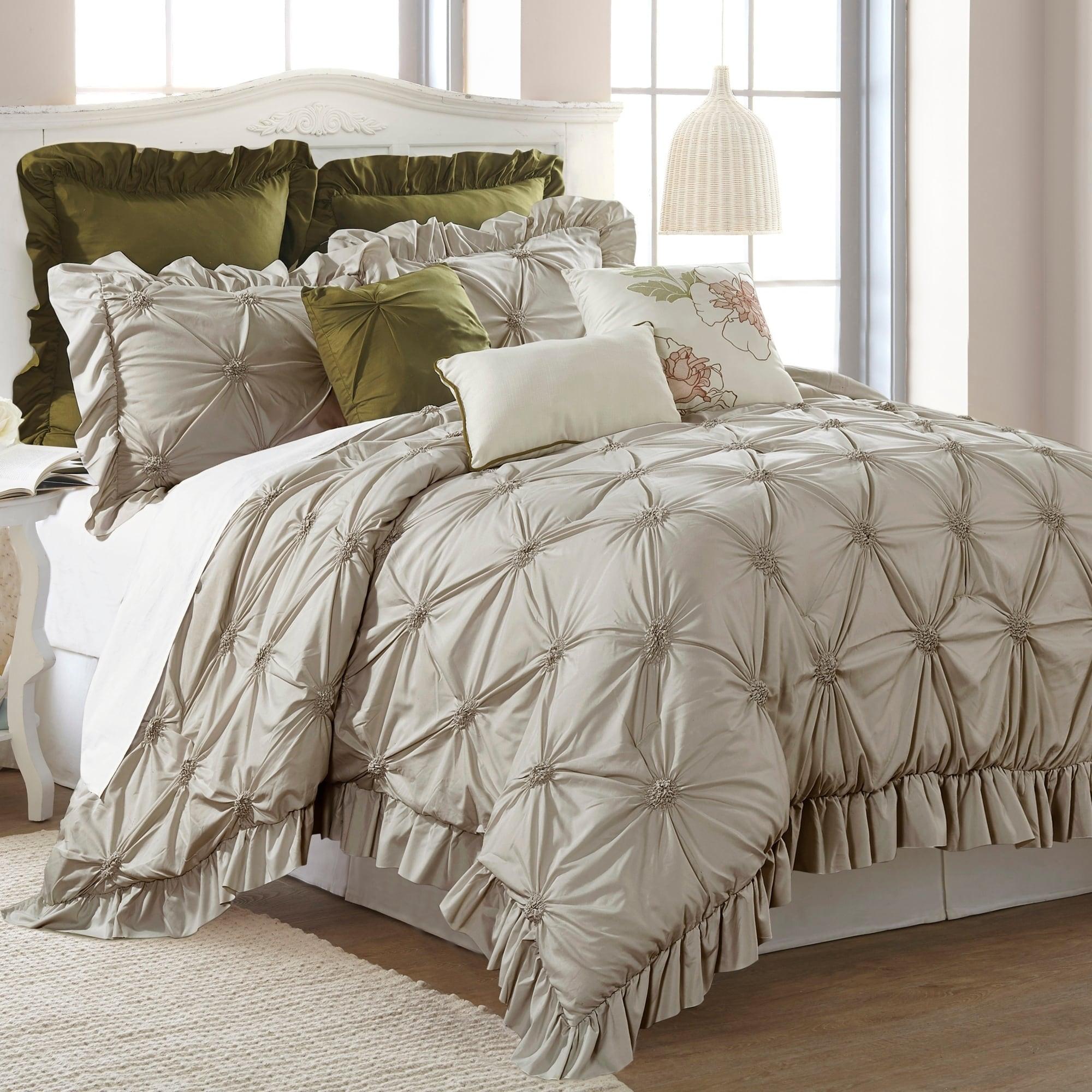 Modern Threads 8 Piece Caroline Comforter Set On Sale Overstock 17039654