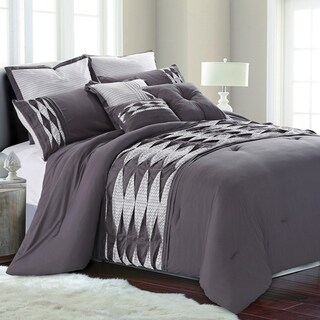 Amrapur Overseas 8-piece Romero Comforter Set