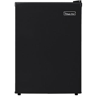Magic Chef 2.4 Cubic Ft. Compact Refrigerator - Black