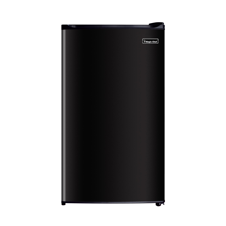 Magic Chef 3.5 Cubic Ft. Compact Refrigerator - Black
