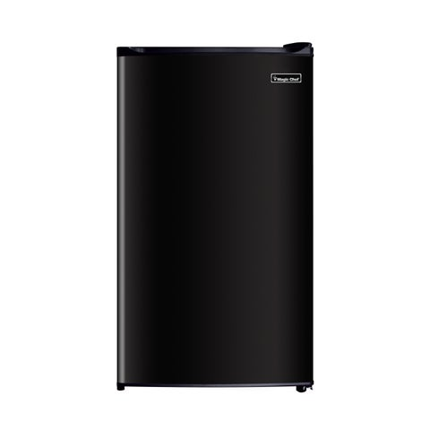 Magic Chef 3.5 Cubic Ft. Compact Refrigerator - Black