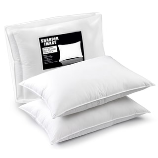 Sharper Image Ultra Feather Bed Pillow (Set of 2)