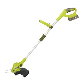 Sun Joe 20VIONLTE-ST11 Cordless Swath String Trimmer+Edger
