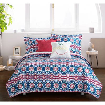 Chic Home Bayani Reversible 9-Piece Bed in a Bag Set