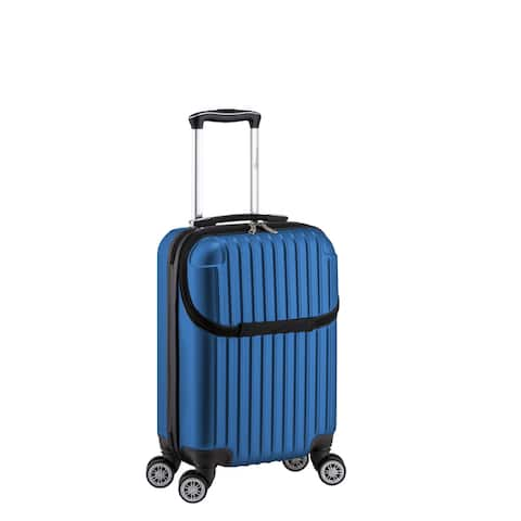 ab0299f02 Blue Luggage | Shop our Best Luggage & Bags Deals Online at Overstock