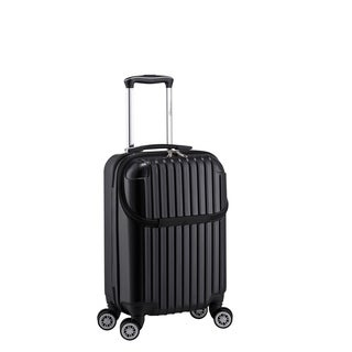 Euro Style Collection 22-inch Carry On Hardside 17-inch Laptop Spinner Suitcase